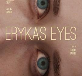 """""""Eryka's Eyes"""" poster"""